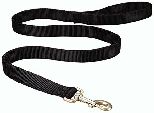 Artikelbild: Hamilton doppelt dicke Nylon Dog Walking Leine Gesamtlänge inkl. Griff mit Schlaufe