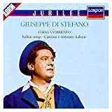 Giuseppe Di Stefano-Chansons Populaires Italiennes
