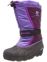 608c088a5 Amazon.co.uk  Purple - Kids  Shoes  Shoes   Bags