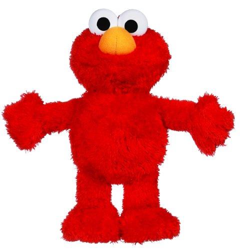 Imagen principal de Playskool Barrio Sésamo - Peluche de Elmo (canta, en inglés)