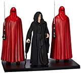 ARTFX+ STAR WARS EMPEROR PALPATINE & ROYAL GUARD 3 PACK STATUE