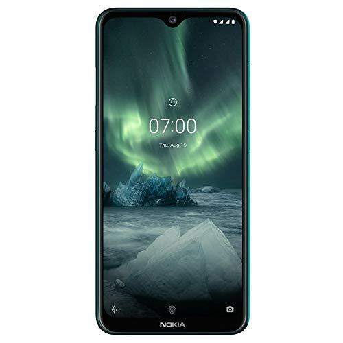Nokia 7.2 (Cyan Green, 6GB RAM, 64GB Storage)