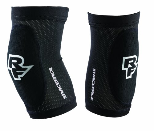 Race Face Herren Protektor Charge Arm Black, M