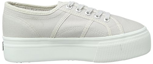 Superga 2790 Acotw Linea Up And, Sneakers basses femme Grau (grey seashell)