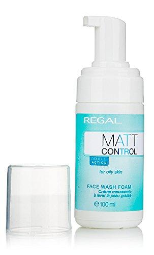 regal-matt-control-schiuma-detergente-face-wash-per-pelle-grasse