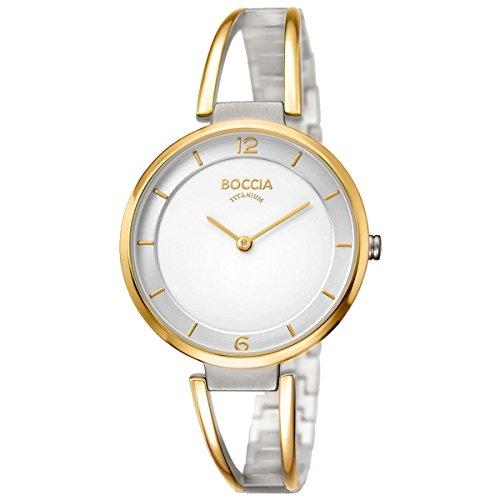 Boccia Women's Watch 3260-02