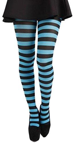 umpfhose Türkis Flo Turquoise (Flo Kostüm)