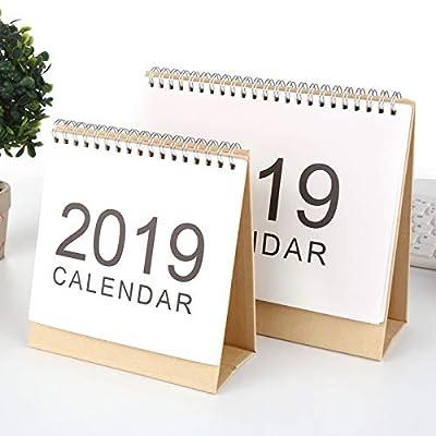 SMAQZ Plan De Calendario Pequeño Y Creativo De Fresh Plan De Este Año de SMAQZ