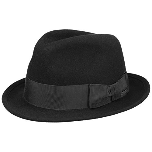 Stetson Sombrero de Fieltro Pelo Marico Mujer Hombre  6079cbc0047