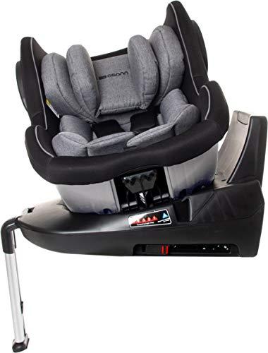Reboarder Kindersitz 360 Grad Drehbar Mit Isofix Osann Rex 0-18KG