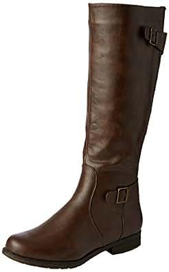 Lotus Pilot, Women's Knee-High Boots, Brown, 8 UK (42 EU)