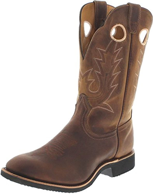 FB Fashion Boots Boulet 5222 Golden/Herren Westernreitstiefel Braun/Reitstiefel/Herrenstiefel/Western Riding BootFashion Boots Westernreitstiefel Reitstiefel Herrenstiefel