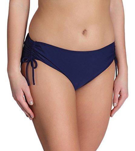 Merry Style Bikini Slip per Donna M30 Blu scuro