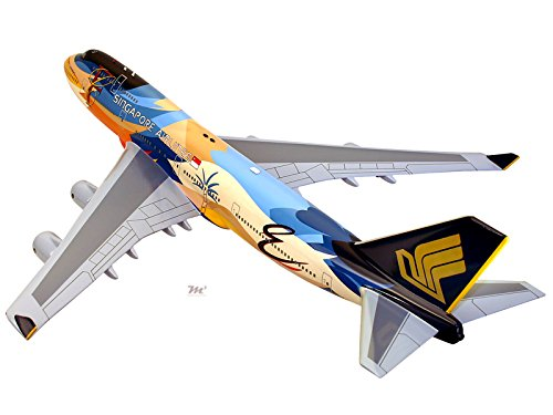 dealbox-45-cm-b-747-singapore-airlines-print-metal-die-cast-plane-model