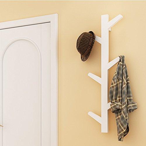 Yazi Creative Tree Style Wall Mounted Hanger Coat