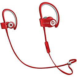 [Inalámbrico] Beats by Dr. Dre Auriculares In Ear Powerbeats2 - Rojo