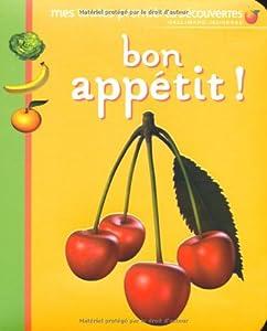 """Afficher """"Bon appétit !"""""""