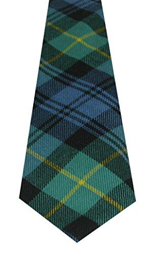Lochcarron of Scotland Gordon Clan Ancient Tartan Tie