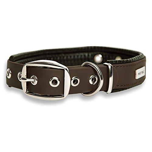 collare-per-cani-di-pettec-fatto-di-trioflex-tm-trapuntato-rosso-impermeabile-guinzaglio-robusto