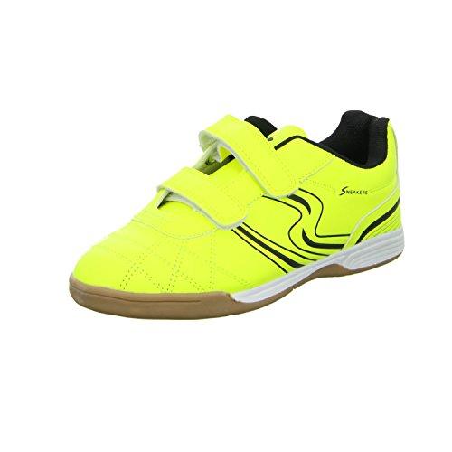 Sneakers 1743 Jungen Indoor Gelb (Gelb)