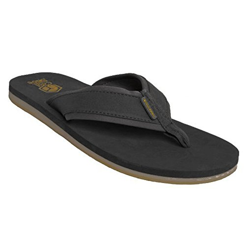 Cool Shoes Vice Slap–Black Gum Noir - Black Gum