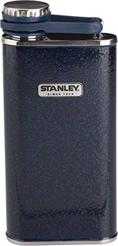 Stanley Classic Flask - 8oz schwarz, One Size