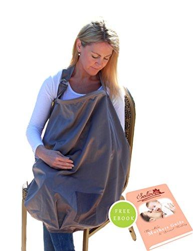 Salinka - Manta de lactancia - tapa de lactancia materna