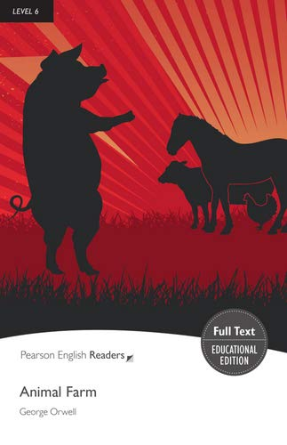 Animal Farm - Buch mit MP3-Audio-CD (Pearson Readers - Level 6)
