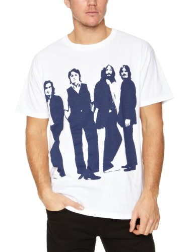 Beatles Band Standing Men's T-Shirt