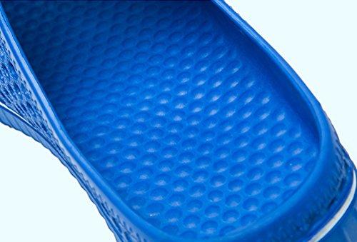 Sentao Unisex Plage Sandales Décontractée Sabots Respirant Slip-On Chaussures de Jardin été Pantoufles style 4