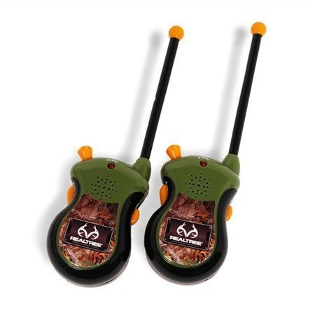 Real tree Walkie Takies by Walkie Talkies