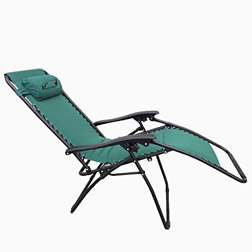 VF Lounger Deluxe Chair Stuhl mit Liegefunktion Relaxsessel Campingstuhl - Liege