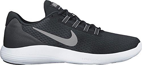 Nike Herren Lunarconverge Laufschuhe Schwarz Kombi