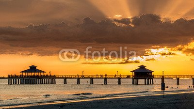 sunset-fort-myers-beach-on-70523236-aluminium-dibond-120-x-70-cm