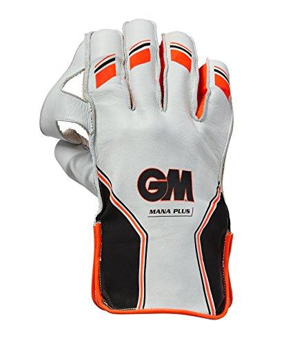 GM Kids Mana Plus Wicket halten Handschuh 2018, orange, JOne sizeor -