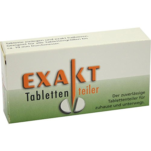 EXACT TABLETS SPLITTER - 1 pc by MEDA Pharma GmbH & Co.KG