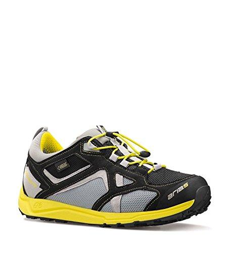 Dolomite , Chaussures de marche nordique pour homme Noir/jaune