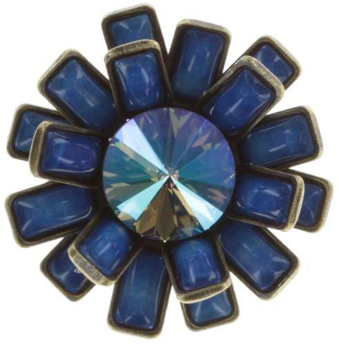 Konplott Accessoires Pin Anstecker Blau 5450543317991