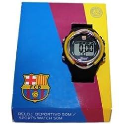 Reloj pulsera FC Barcelona 5ATM caballero