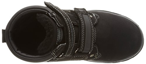 Dockers by Gerli 37WA712, Boots garçon Noir (Schwarz 100)