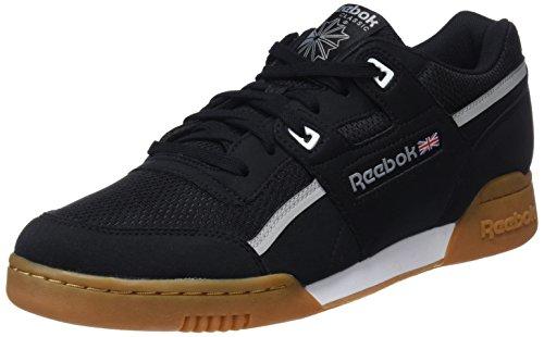 Reebok Cm9927, Chaussures de Gymnastique Homme, Noir (Blackstark Greywhite), 43 EU