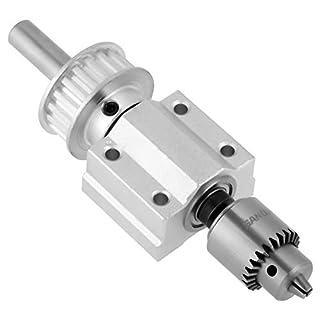 Werkzeugmaschine Spindel, hohe Präzision Unpowered Spindel Montage für Tisch Bohrmaschine DIY Bohrmaschine