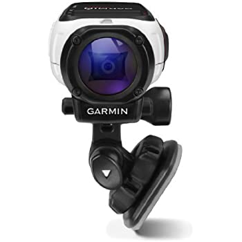 Garmin VIRB Elite Action Camera, Full HD, 1080p, 16 Megapixel, Bianco