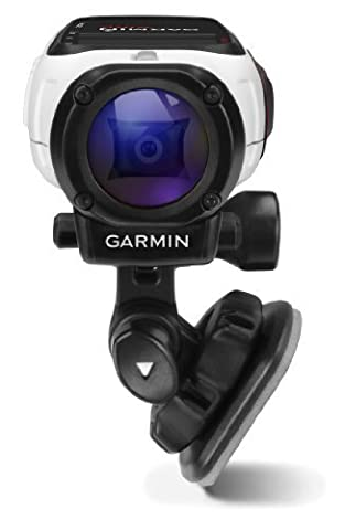 Garmin Virb HD Elite Action Camera with GPS and Wi-Fi (16 MP, 1.4 inch LCD) - White/Black