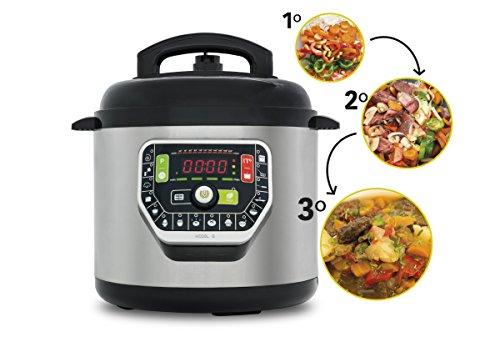 robot-de-cocina-olla-progamable-gm-modelo-g-electrica-a-presion-6-litros-19-modos-de-cocinar