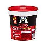 aguastop Ceys m92285Reifendichtmittel Aquastop Kautschuk aus Acryl mit Fasern Weiß 1kg