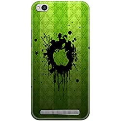 Hupshy Redmi 5A Cover / Redmi 5A Back Cover / Redmi 5A Designer Printed Back Case & Covers (1P56)