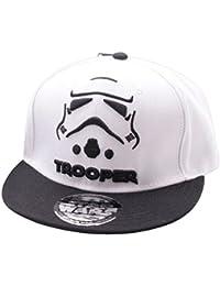 Star Wars 599386031 - Gorra casco stormtrooper