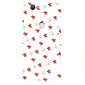Back cover for Nexus 6P Floral-5