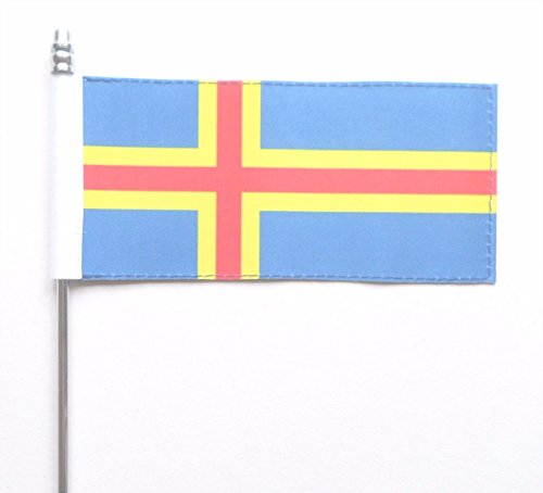 Aland Islands bandera mesa Finlandia Ultimate